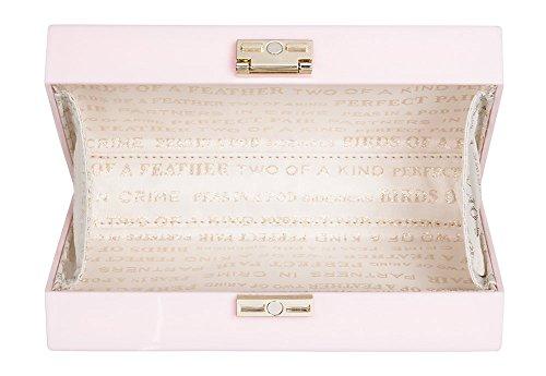 Kate Spade 'I + U = <3' Love Equation Carlene Clutch, Pink Blush by Kate Spade New York (Image #2)'