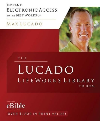 Download Max Lucado Essential Bible Study Library by Max Lucado (2011-10-25) PDF