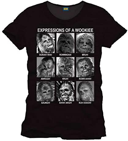 cotton division Expressions of a Wookie S