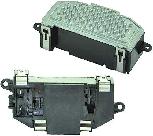 D2P 3C0907521C, 3C0907521D, 3C0907521F, 3C09 Heater Blower Fan Motor Resistor: