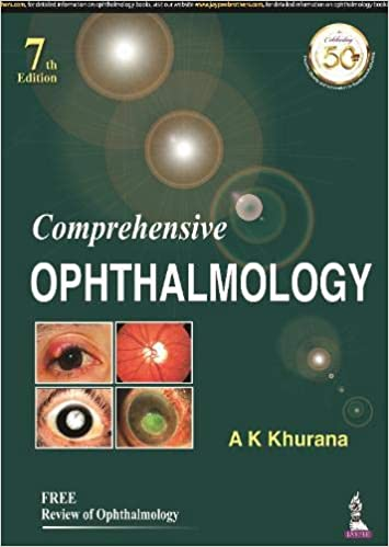 Buy Comprehensive Ophthalmology (A Free Companion: Review Of