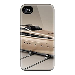 New Design Shatterproof Case For Iphone 4/4s (yacht) by ruishername
