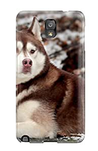Alicia Russo Lilith's Shop New Style Premium Animal Wolf Back Cover Snap On Case For Galaxy Note 3