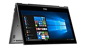"Dell 13.3"" 2 in 1 Convertible FHD IPS Touchscreen Laptop (7th Intel Core i5-7200U, 8GB DDR4 RAM, 1TB HDD, Backlit Keyboard, HDMI, 802.11ac, Bluetooth, HD Webcam, Win10-Waves MaxxAudio Pro)"