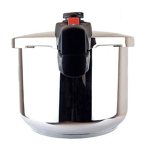 Magefesa Practika Plus 3.3 qt. Stainless Steel Pressure Cooker