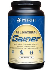 MetabolicResponseModifier – All Natural Gainer Vanilla 3.3 lb by Metabolic Response Modifier