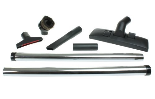 first4spares-extension-tubes-and-floor-tools-kit-for-zanussi-vacuum-cleaners-32mm