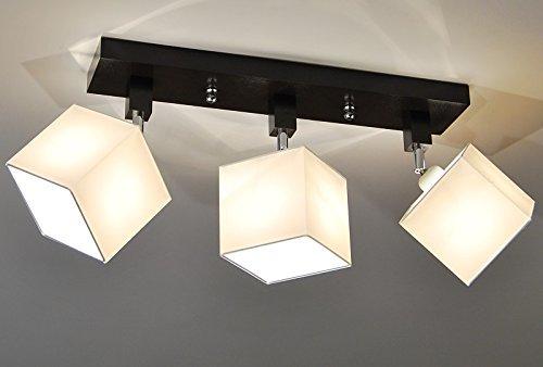 Plafoniere A Parete Per Camera Da Letto : Plafoniera moderna regolabile lampada da