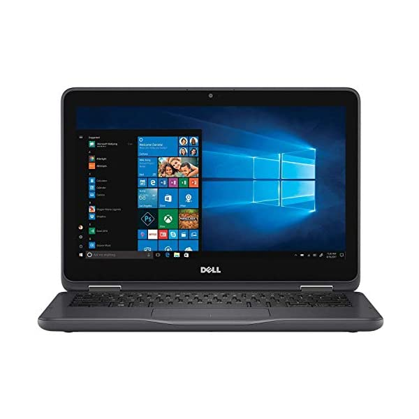 "Dell Inspiron 11.6 Laptop, Dell 11 3000 11.6""HD Touchscreen 2-in-1 Premium 2019, AMD A9-9420e, 4GB DDR4, 500GB HDD, HDMI BT 4.0 WiFi USB 3.1 HD Webcam MaxxAudio Win 10 4"