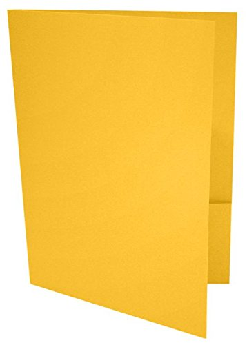amazon com 9 x 12 presentation folders sunflower 10 qty