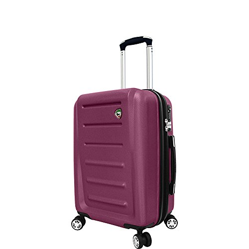 mia-toro-moderno-hardside-spinner-carry-on-burgundy-one-size