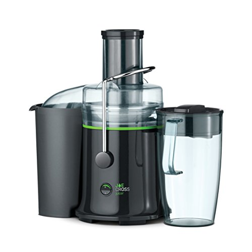 Breville JJE100 The Joe Cross Juicer, Grey by Breville