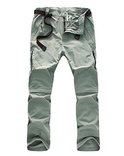 Toomett men 39 s outdoor water resistant lightweight for Lightweight fishing pants