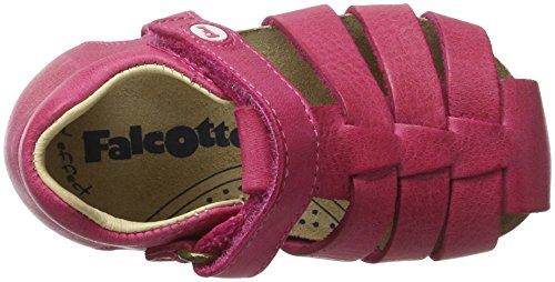 FalcottoFalcotto 1405 - Botines de Senderismo Bebé-Niños Rosa (Pink)