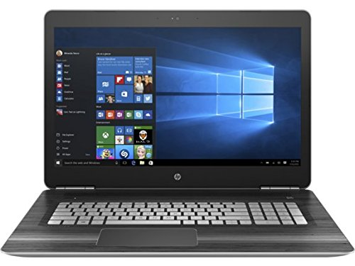 CUK HP Pavilion 17 Gaming Notebook (Intel i5-6300HQ, 16GB DDR4 RAM, 1TB 7200rpm, NVIDIA GTX 960M 4GB, Windows 10) Full...