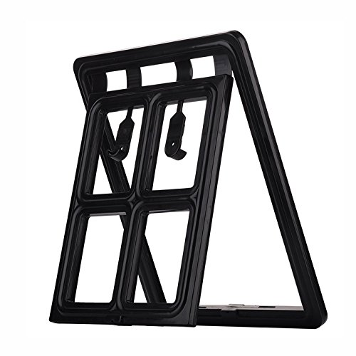 Easy Screen Moustiquaire Pet Door for Screens for Medium and Large Dogs Cats Kitty