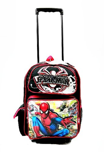 Marvel Spiderman Web Swinging 17