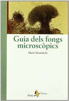 Book Guia dels fongs microscòpics