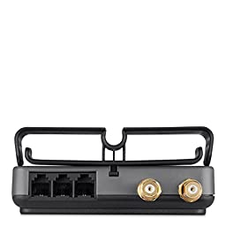 Belkin 12-Outlet Power Strip Surge Protector with 10-Foot Cord and Telephone, Ethernet, Coaxial Protection, BE112234-10