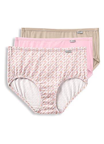 Jockey Women's Underwear Supersoft Brief - 3 Pack, cosmetics, 6