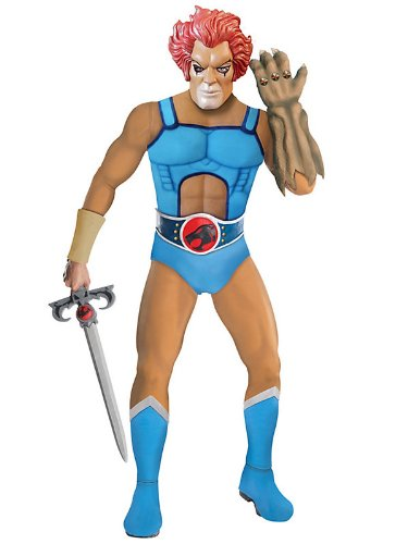 Deluxe Lion-O Adult Costume - Standard