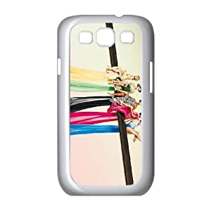 Samsung Galaxy S3 9300 Cell Phone Case Covers White The Saturdays CVXEYERTE29038 Back Durable Phone Case