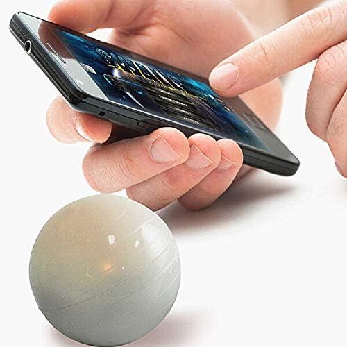 ZED- Bola Inteligente con Mando a Distancia y Bluetooth, Apta para bebés, Mascotas: Amazon.es: Productos para mascotas