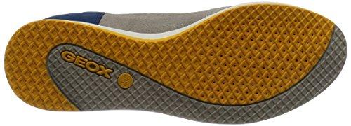 GeoxD AVERY B - Zapatillas Mujer Plateado (SILVER/LT GREYC0898)