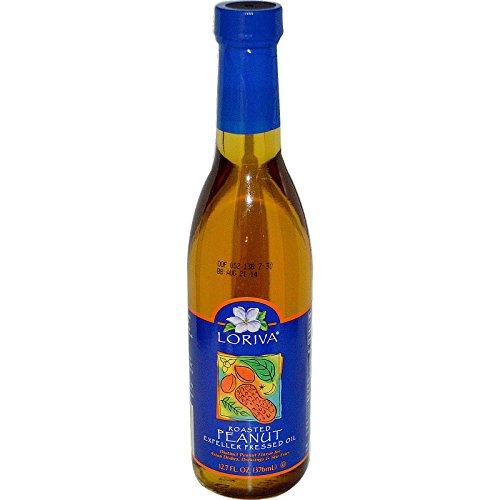Loriva Roasted Peanut Oil, 12.7 oz