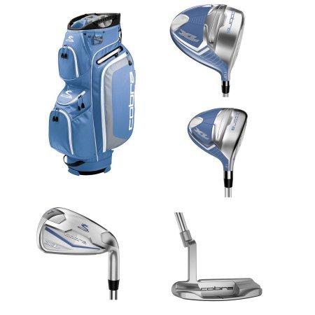 Cobra XL Complete Set Blue-White (Right Hand, Graphite) -  Cobra-Puma Golf, COBRA XL BU GPH WNS CS13 RH
