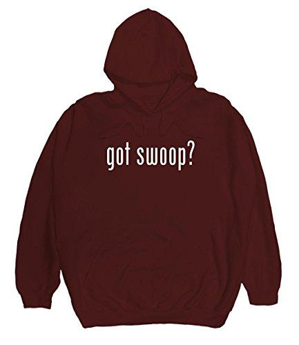 got swoop? - Men's Pullover Hoodie, Maro - Swoop Pullover Hoodie Shopping Results