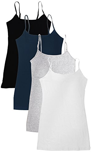 4 Pack: Active Basic Cami Tanks (1X, ()