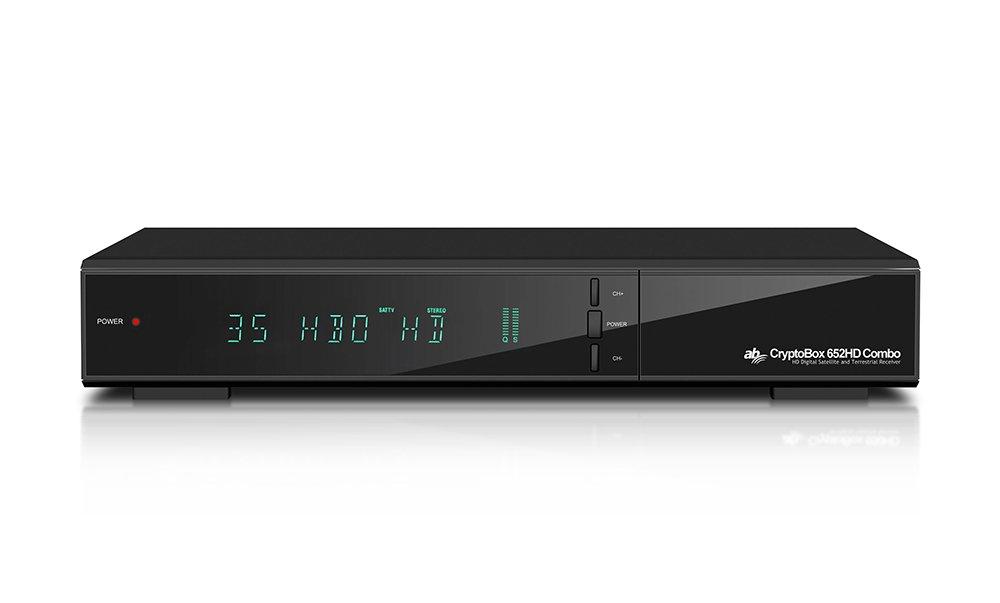Ab Cryptobox 652HD - Sintonizador de TV