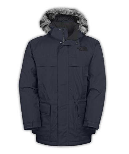Mcmurdo Down Parka (The North Face Men's McMurdo Parka II CQL4 (XS, Urban Navy)