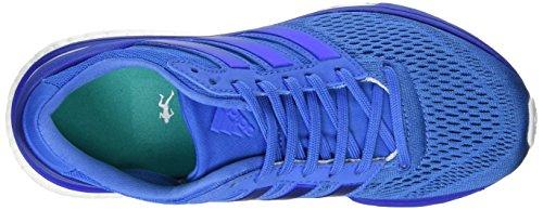adidas Adizero Boston 6, Zapatillas de Entrenamiento para Mujer Azul (Ray Blue/Ray Blue/Bold Blue)