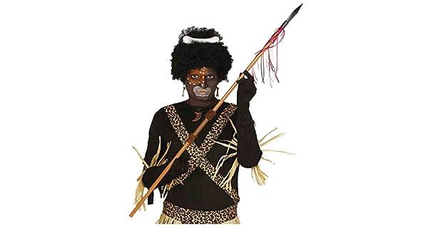 Lanza indígena de 120 cm: Amazon.es: Juguetes y juegos