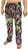 Best Marvel Comics Men Movies - Marvel Avengers Comic Book Print Men's Sleep Lounge Review