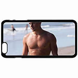 Cover Case For Iphone 6 Plus 5.5 Inch Channing Tatum Custom Protective Hard Plastic Mobile Phone Cases For Women