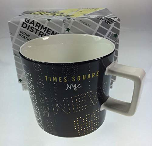Starbucks Times Square NYC Collection, Ceramic Mug 14 Oz ()