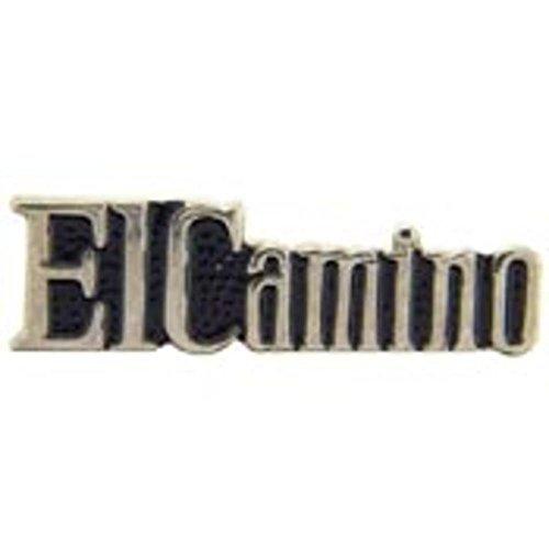 - El Camino Pin Black 1