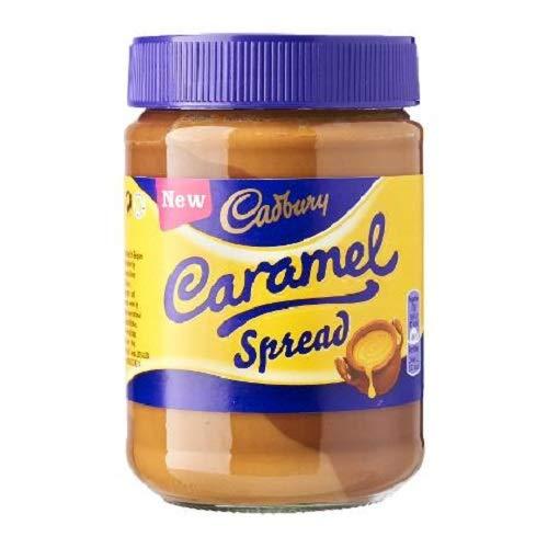 Cadbury Caramel Chocolate Spread 400G (Pack of 3 better value)