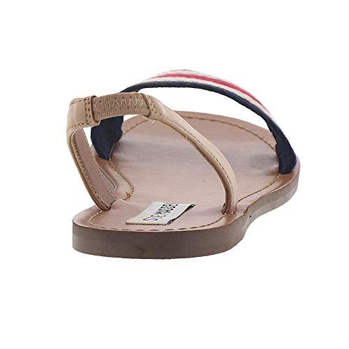 Multi Abella Madden Us White Women's Sandal Steve 8 0 1EIwFE