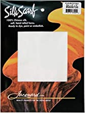 Jacquard Silk SCARVE 8MM 14X72