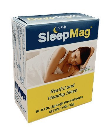 Amazon.com: SleepMag – Natural Sleep aid Powder, Based on Magnesium ...