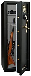 Mesa Safe Company MBF5922 E 7.9 Cubic Foot 14 Rifle Gun Safe With Digital Lock