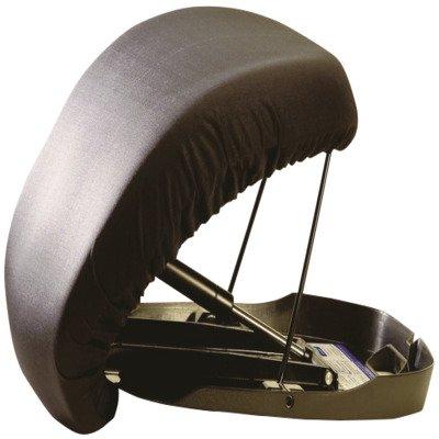 RMUL100 - Uplift Premium Uplift Seat Assist Standard Manual Lifting Cushion 17, Black