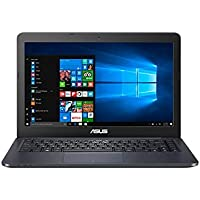 Flagship Asus 14 Full HD Preimum EeeBook Laptop - Intel Dual-Core Celeron N3060 Up to 2.48GHz, 4GB DDR3, 32GB eMMC, Bluetooth, 802.11bgn, USB 3.0, HDMI, Webcam, Windows 10 (Certified Refurbished)