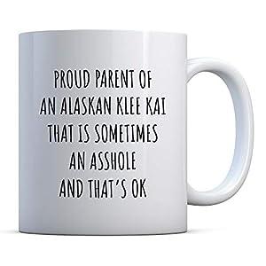 Alaskan Klee Kai Gifts For Men And Women, Alaskan Klee Kai Mug, Alaskan Klee Kai Lover 10