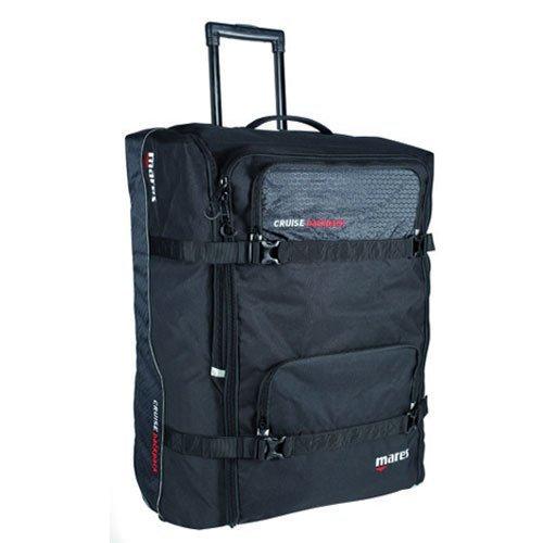 Mares Cruise Back Pack Scuba Gear Bag, Black