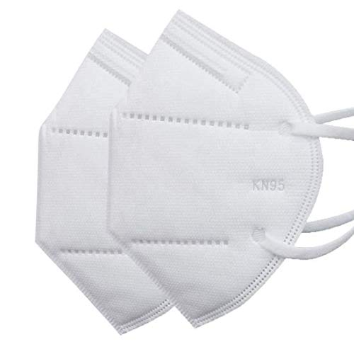 Glory Mom KN95 Disposable Face Mask with Nose Tip (Pack of 2) Price & Reviews